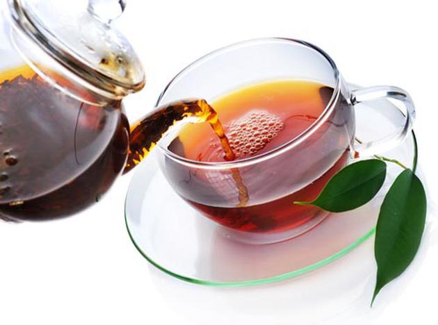 demlikteki çayın faydaları