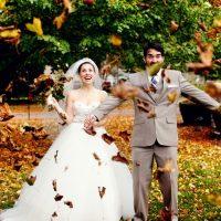 sonbahar düğünü