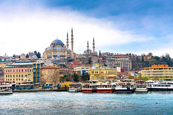 istanbul gezisi