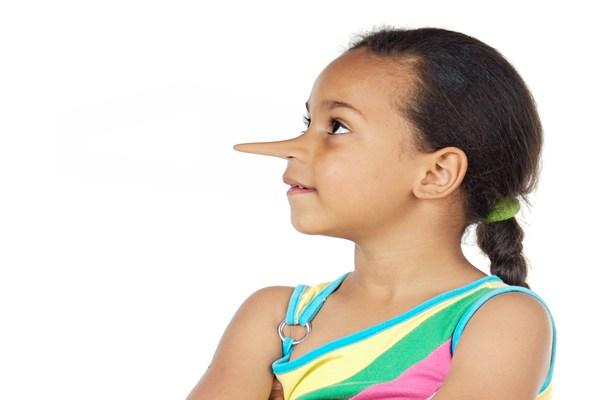 çocuklar yalan söyler mi