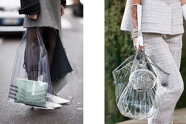 pvc çanta